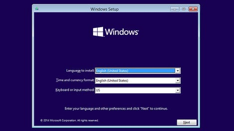 how to configure recycle drive independantly in windows10