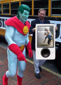 Illustration for article titled Former Diamond, Musicmatch, and iRiver Execs Band Together To Make Captain Planet-Level Music Player