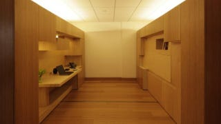 Beautiful Collapsable Cubicles Are an Office Rat's Dream Come True