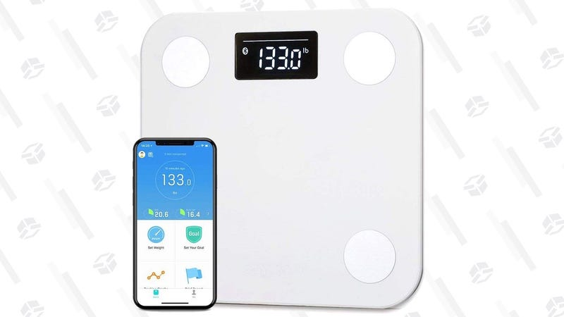 Yunmai Smart Scale With Apple HealthKit/Google Fit/Fitbit Support | $25 | Amazon | Promo code DEALYM98