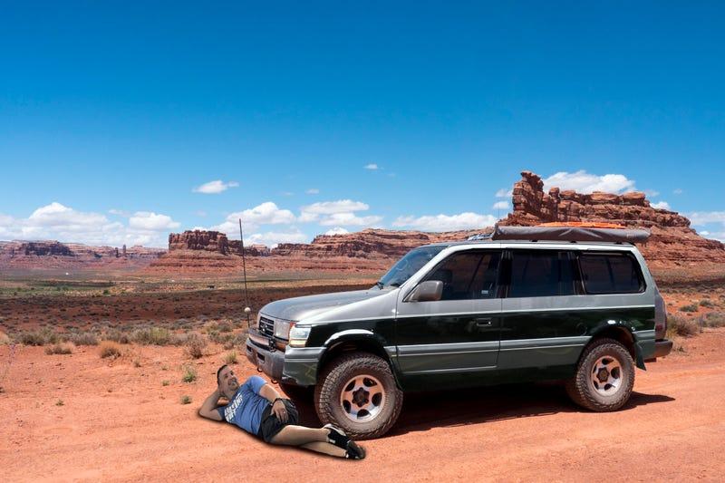 Illustration for article titled Best Overland Vehicle?