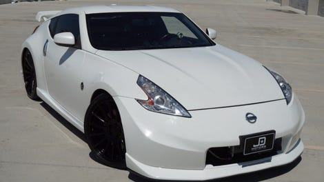 The Only Thing This 400-HP Nissan 370Z SEMA Project Car