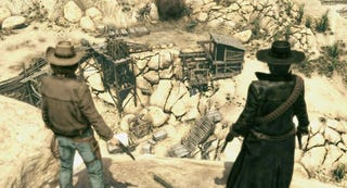 Illustration for article titled Call Of Juarez Gets Custom Shootout Creator