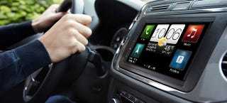 Illustration for article titled ​HTC Rumored To Be Testing A System To Take On Android Auto