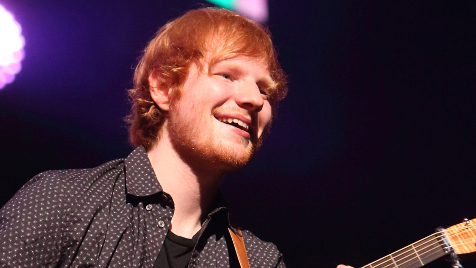 ed sheeran crashes off top gear track during first time driving ever. Black Bedroom Furniture Sets. Home Design Ideas
