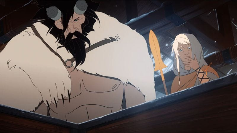 Illustration for article titled The Banner Saga 2 picks up the pace and loses focus in the process