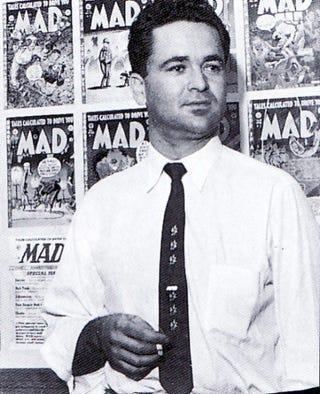 Illustration for article titled Al Feldstein 1925-2014