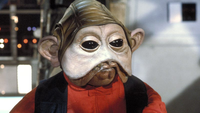 Illustration for article titled New 'Star Wars' Film Once Again Disappoints Die-Hard Nien Nunb Fans