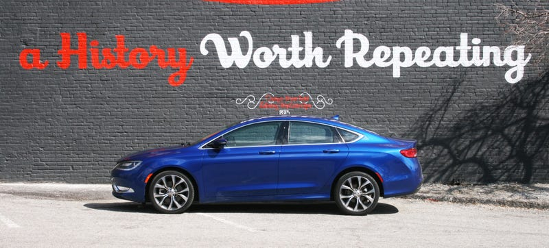 Illustration for article titled Why The 2015 Chrysler 200 Deserves Your Attention