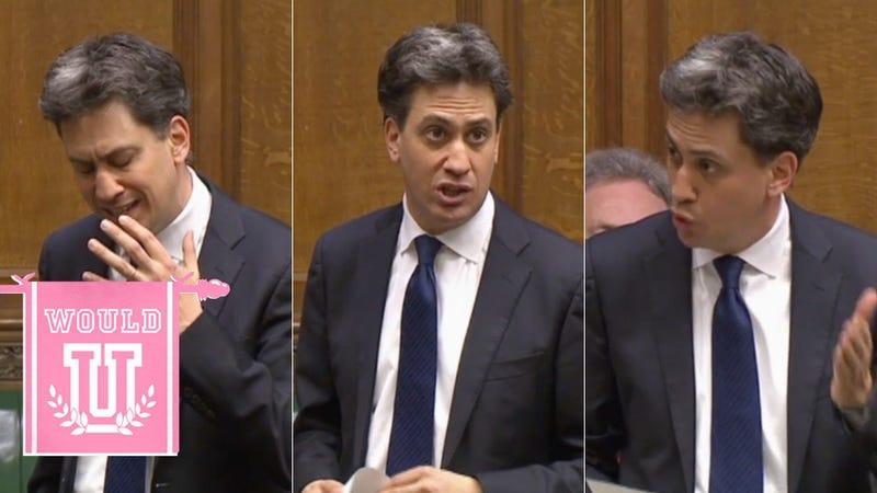 Images via screenshots/parliamentlive.tv.