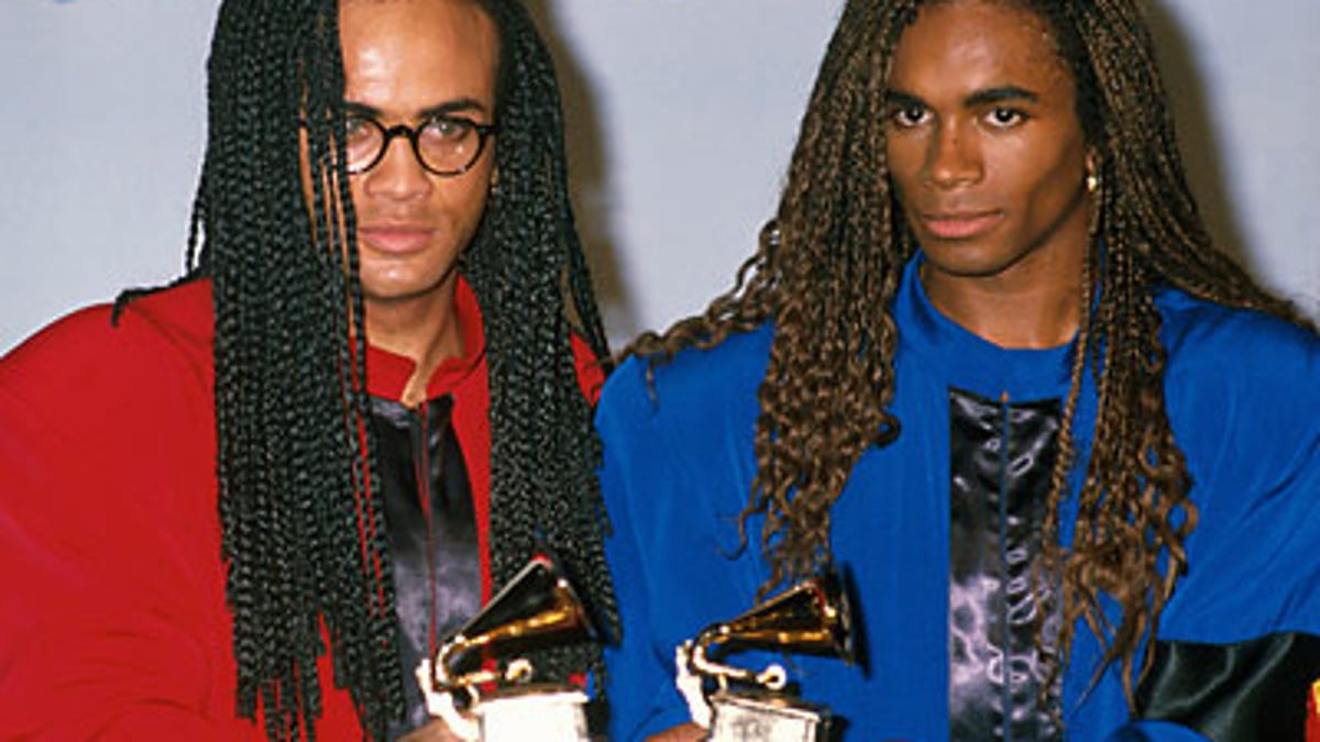20 Years Ago Today, Milli Vanilli Lost Their Grammy For Lip