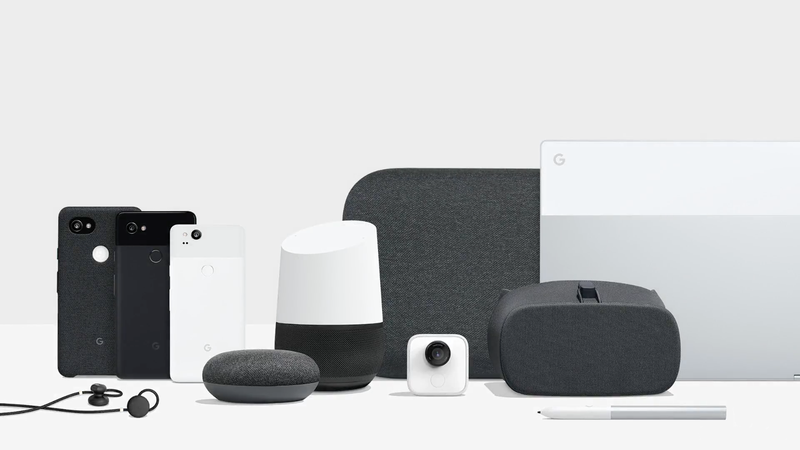Google Home Mini and Google Home Max announced with Pixel 2 smartphones
