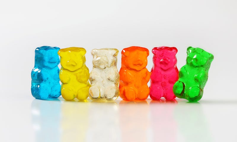 Illustration for article titled Important Personal News: Gummy Candy Is Now 3D-Printable, Customizable