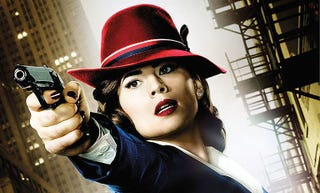 Illustration for article titled Agent Carter Renewed, Peggy's Adventures Will Continue