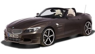 Illustration for article titled AC Schnitzer Tunes BMW Z4 For Speed-Obsessed Hairdressers