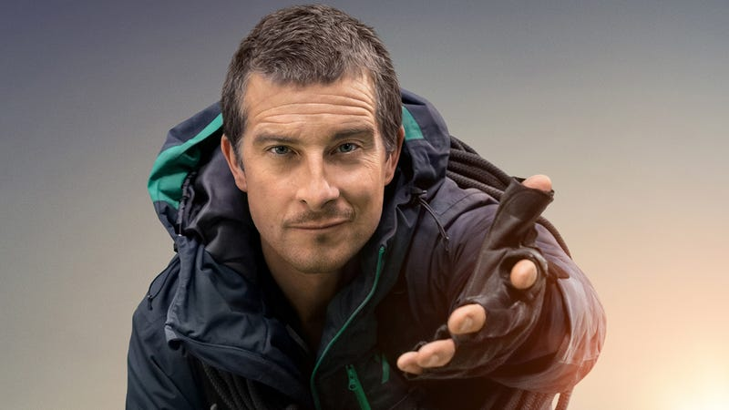 Illustration for article titled Bear Grylls to foolishly put his survival in your hands for new interactive Netflix show
