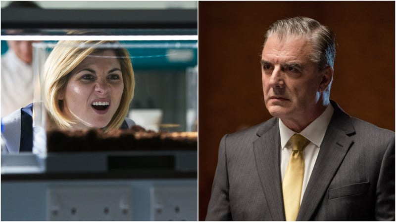 Jodie Whittaker, Chris Noth