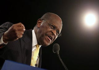 GOP presidential candidate Herman Cain (Getty Images)