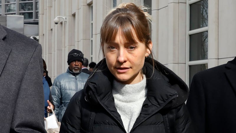 Illustration for article titled Allison Mack Pleads Guilty to Racketeering Charges in NXIVM Case, Admits to Keeping a 'Slave'