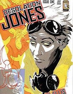 Illustration for article titled Warren Ellis' Albino Anti-Hero Gets His Own Movie?