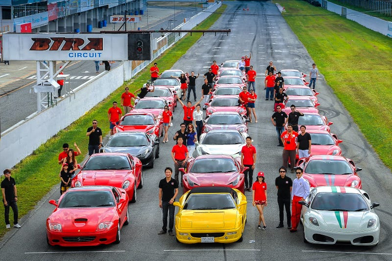 Illustration for article titled Is This The Death of Ferrari for True Enthusiasts?