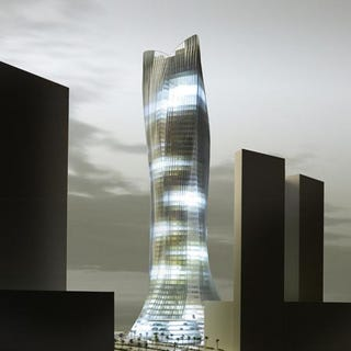 Illustration for article titled Michael Schumacher Tower to Take Over the World