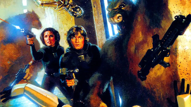 Star Wars Legend Alan Dean Foster Says Disney Is Withholding Book Royalties