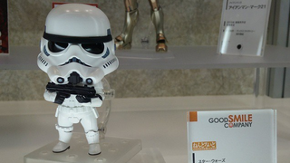 Illustration for article titled Nenodroid Stormtrooper Will Melt The Heart Of Even The Most Ardent Rebel