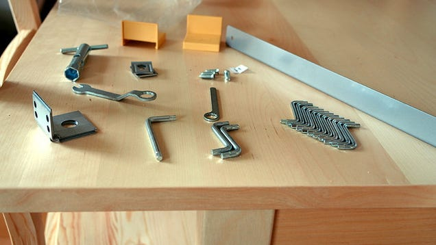 Write down what tools you need to assemble furniture right for Tools to assemble ikea furniture