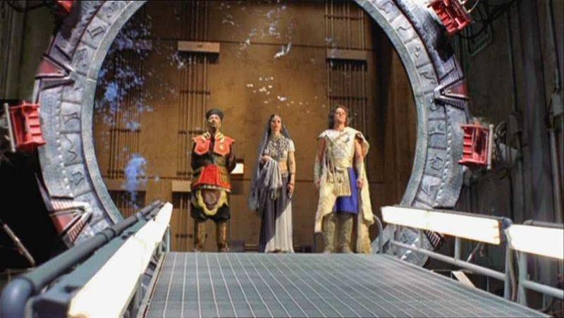 Illustration for article titled Stargate: SG-1 Rewatch - Season 3, Episode 3Fair Game& Episode 4Legacy