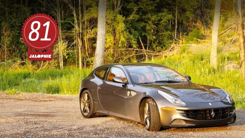 Illustration for article titled 2013 Ferrari FF: The Jalopnik Review