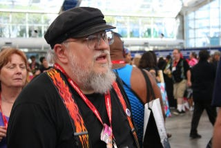 Illustration for article titled Is it whitewashing? George R.R. Martin responds to Red Viper casting