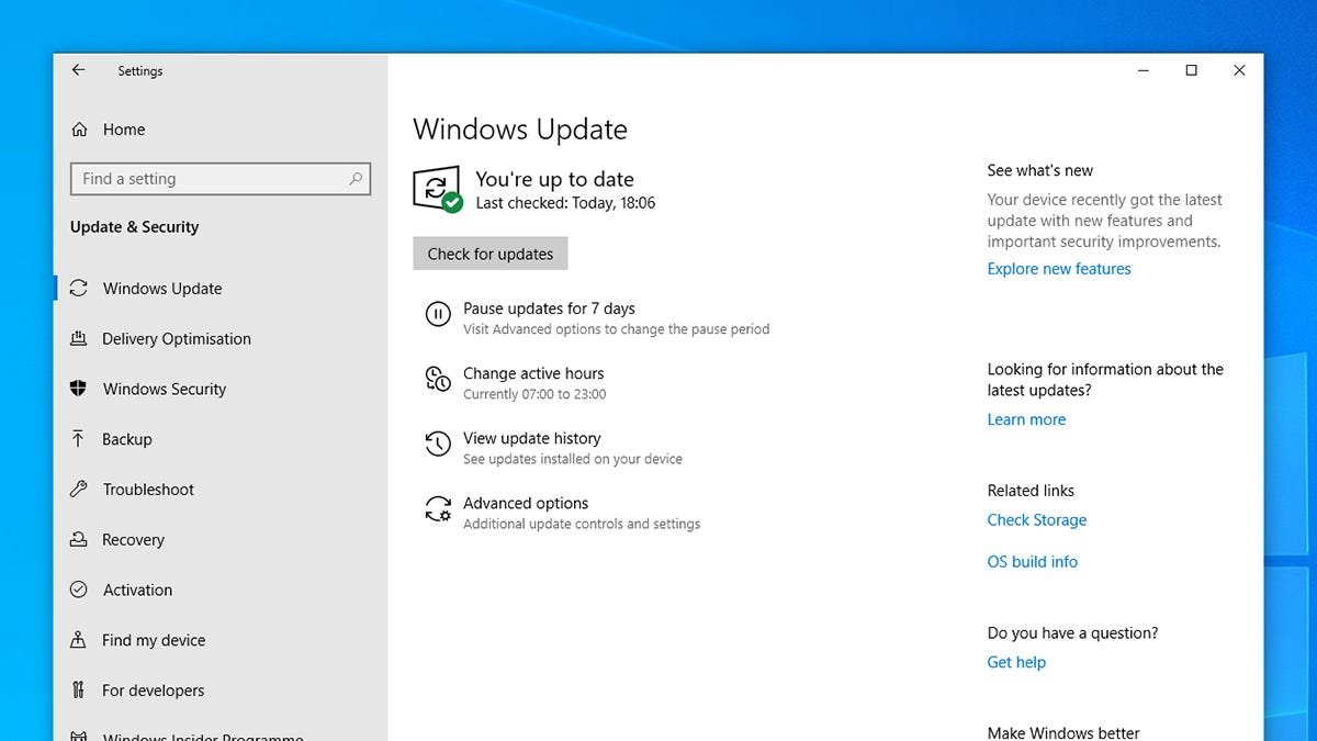 Everything You Can Do in the Windows 10 May 2019 Update That