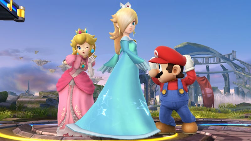 Illustration for article titled Smash Shot of the Day: Royalty