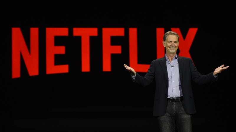 Illustration for article titled Netflix CEO Says 'Nobody Has to Watch' 13 Reasons Why, Which…Fair!