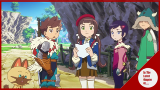 Illustration for article titled In the Latest Chapter Of... Monster Hunter Stories: RIDE ON (Ch.43)