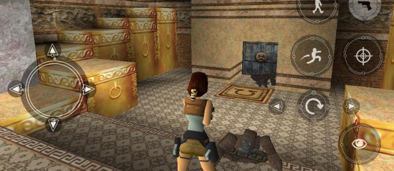 Illustration for article titled Vuelve Lara: ya puedes jugar al Tomb Raider original en tu Android
