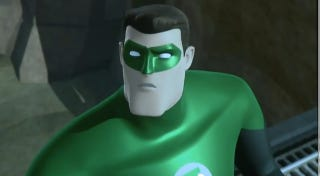 Illustration for article titled Green Lantern Animated Series Pictures