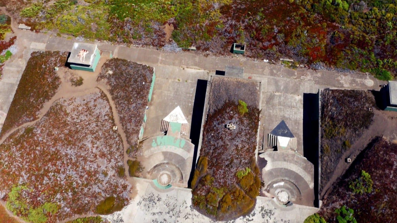 Así es el porno grabado con drones: como el normal, pero desde lejos