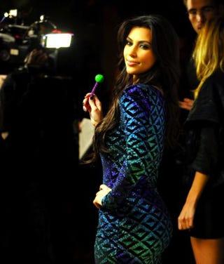 Illustration for article titled Kim Kardashian To Take Manhattan; Models Still Thin