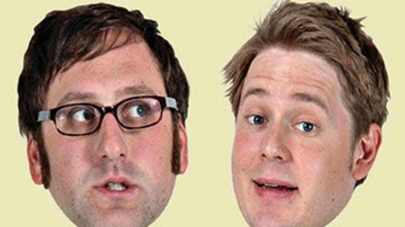 Illustration for article titled Tim & Eric