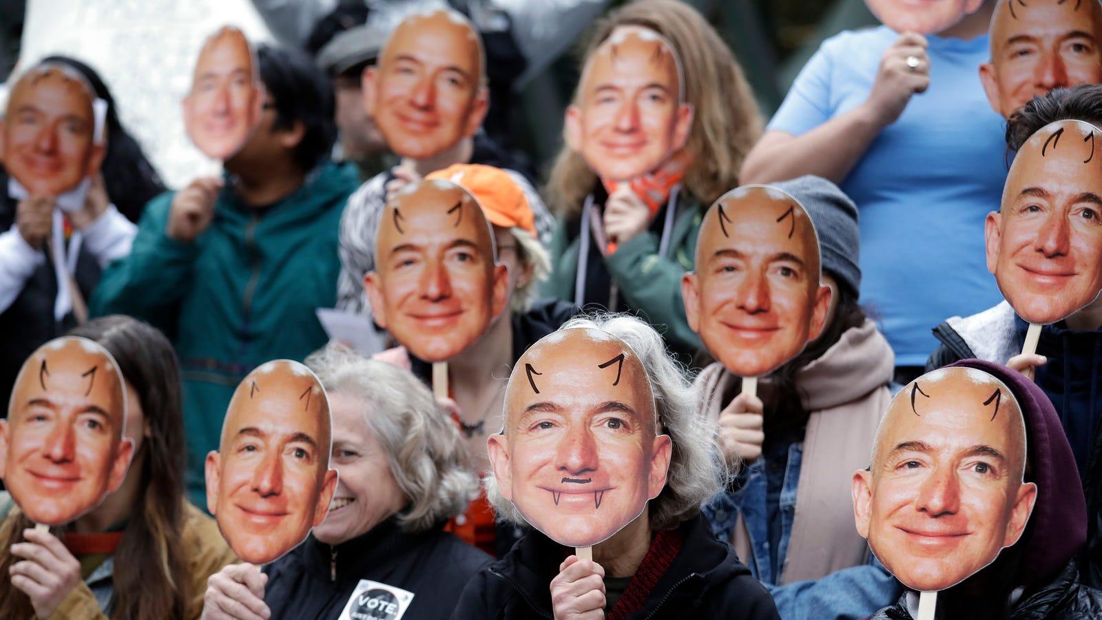 Amazon Breaks Silence on Aiding Law Enforcement Following Employee Backlash