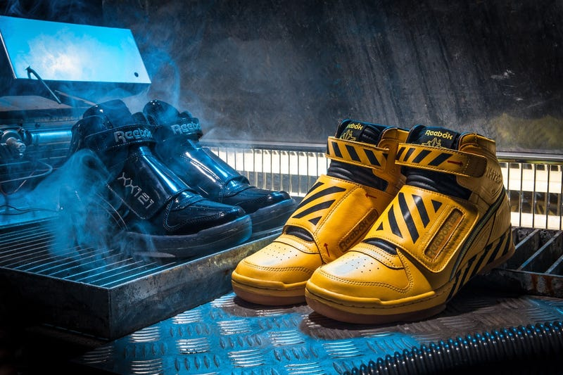 The new Reebok Alien sneakers. All Images: Reebok