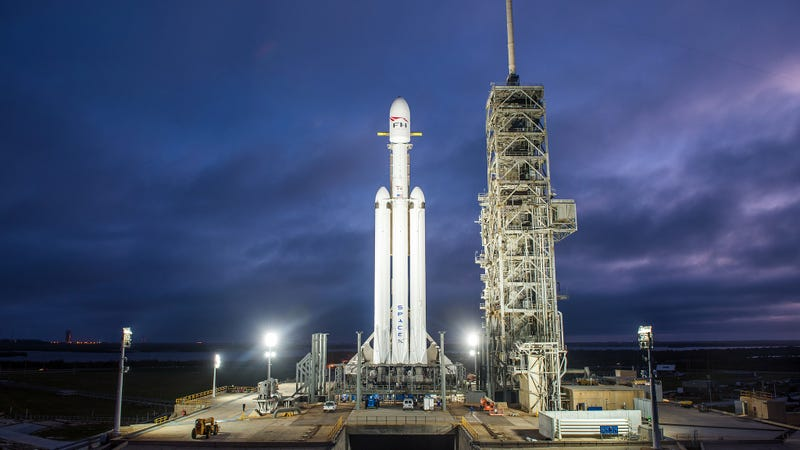 SpaceX's Best Hope for Sending People to Mars Will Launch This Week
