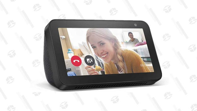 Gotdamn Bezos, You ve Done It Again! The Echo Show 5 Is 50% Off