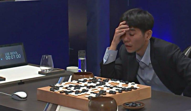 Lee Sedol, el campeón de Go derrotado por una máquina