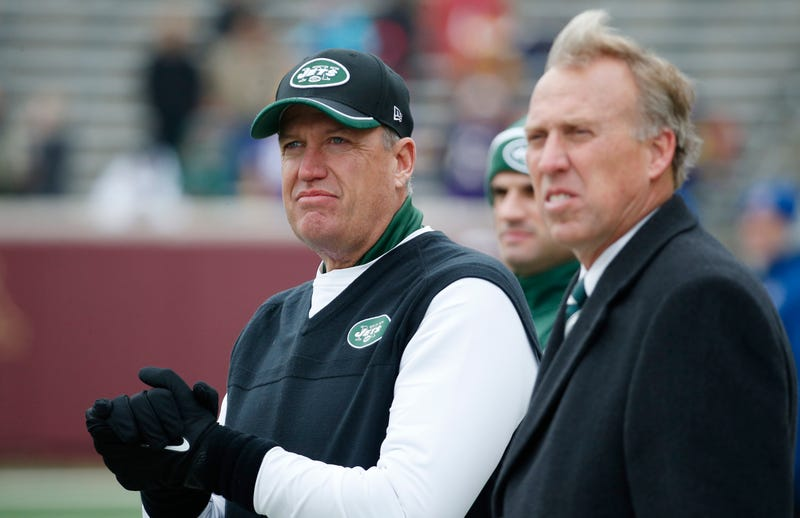 Illustration for article titled Report: Rex Ryan Has Already Cleared Out His Office