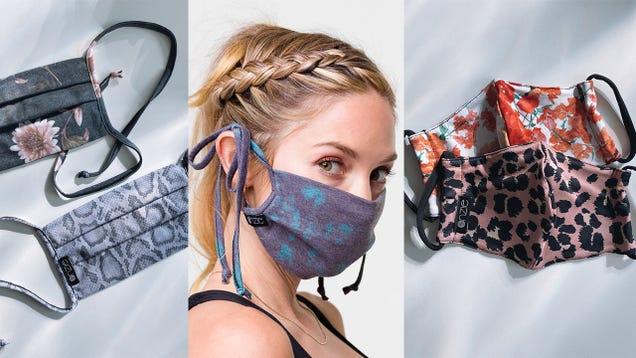 Mask up With 40% off Onzie Mindful Masks