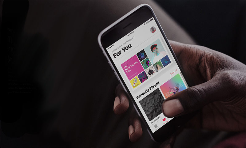 Illustration for article titled Apple Music ya ha superado a Spotify en Estados Unidos