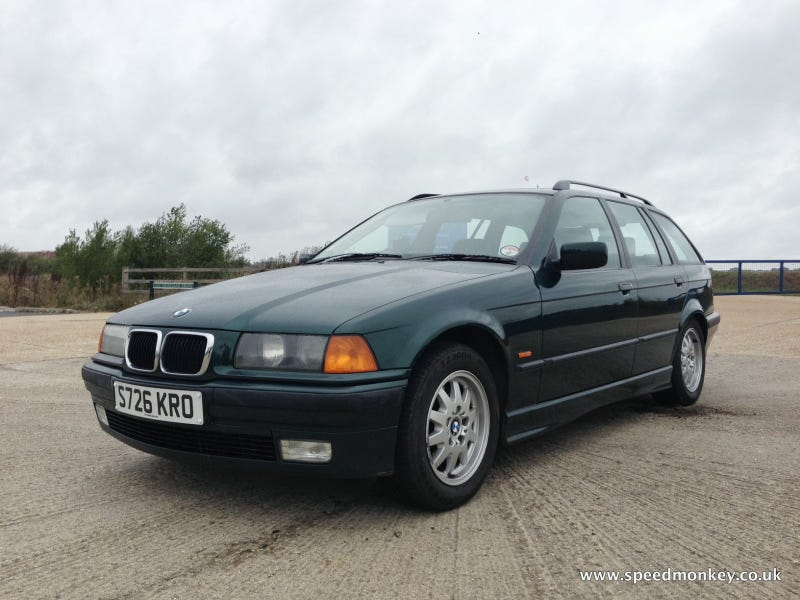 I Just Bought This Bmw E36 Wagon Estate